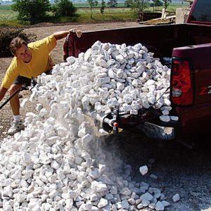 Pickup Truck Bed Unloader