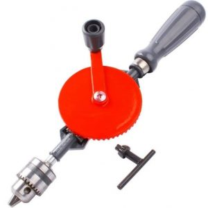 The Manual Hand Drill