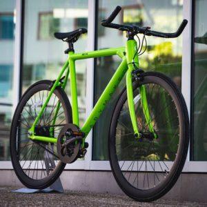 The Stealth Electric Road Bike