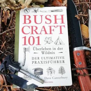 Bushcraft 101 Wilderness Survival Book