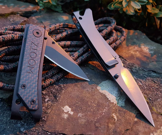 Wootz EDC Pocket Tool
