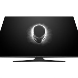 Alienware 55-Inch OLED Gaming Monitor