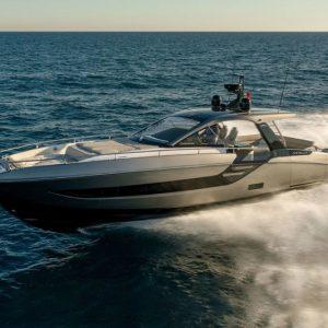 Azimut Verve 47 Day Boat
