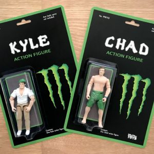Chad & Kyle Action Figures