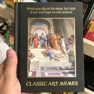 Classic Art Memes