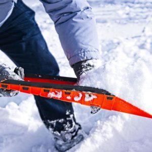The Compact Multi-Tool Shovel