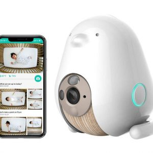 Cubo AI Baby Monitor