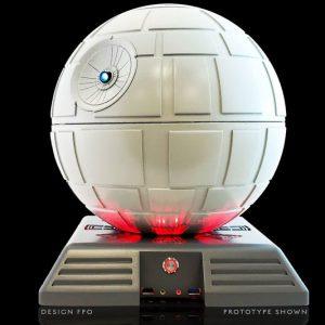 Death Star PC Case