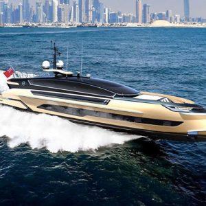 Dynamiq GTM 90 Performance Yacht