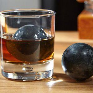 Giant Whiskey Rock Spheres