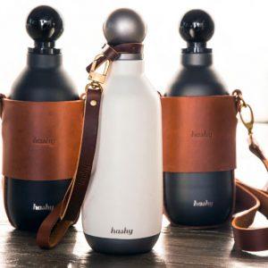 The World's Most Elegant Water Bottle
