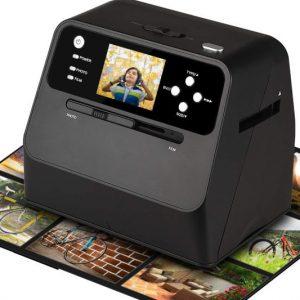 High Resolution Film Scanner