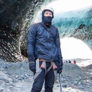 Carbon Fiber Adventure Jacket