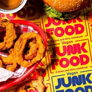 Vegan Junk Food Cookbook