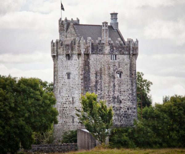 Medieval Irish Castle Airbnb