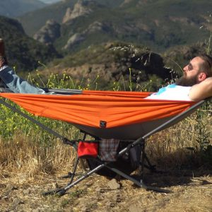 The Compact Folding Hammock