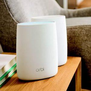 Orbi Mesh WiFi 6 System