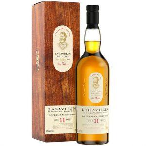Nick Offerman Lagavulin Whisky