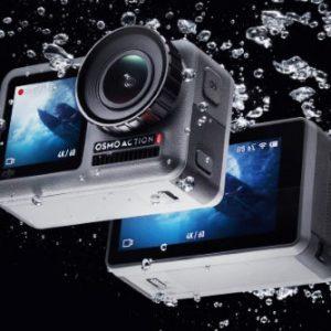 DJI Dual Screen Osmo Action Camera