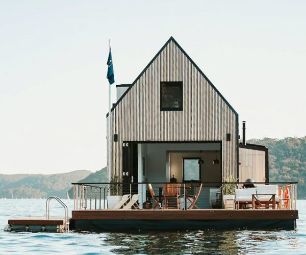 Private Floating Villa Airbnb