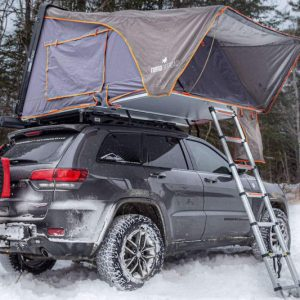 SkyLux Hard-Shell Rooftop Tent