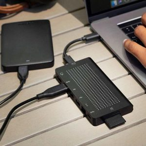 StayGo Laptop USB-C Hub