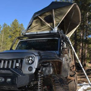SUV Camping Rooftop Tent