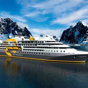 Ultramarine Expedition Vessel