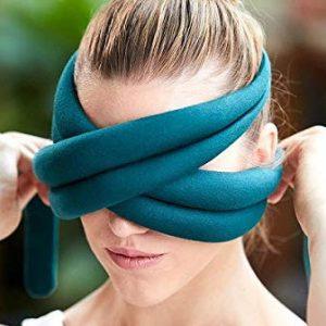 Wrap Around Eye Mask & Travel Pillow