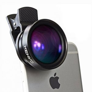 Clip-On Smartphone Camera Lenses