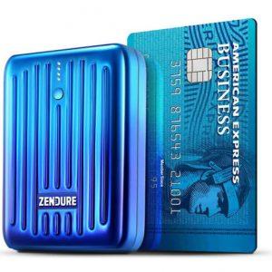 Credit Card Size 10,000mAh Power Bank