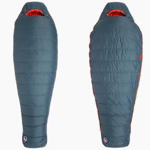 Expandable Mummy Sleeping Bag