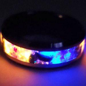 Glowing Opal Ring