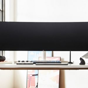 LG 49″ Ultra Wide Monitor
