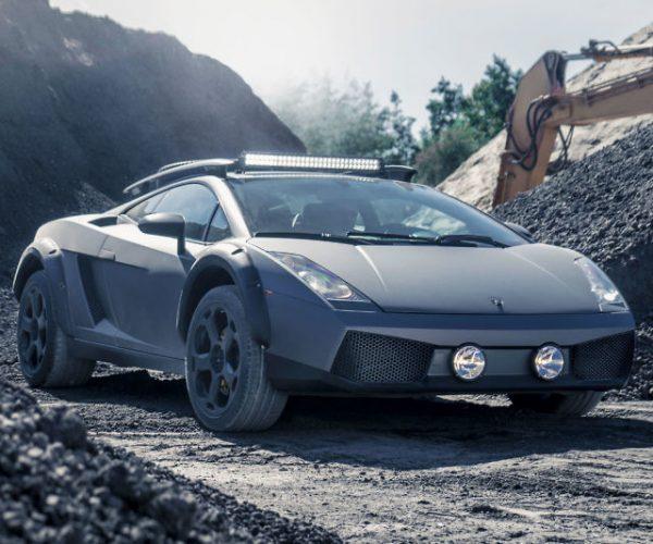 Off-Road Capable Lamborghini Gallardo