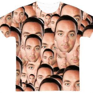 Personalized Face T-Shirts