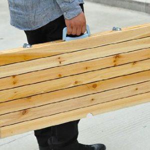 Picnic Table Briefcase