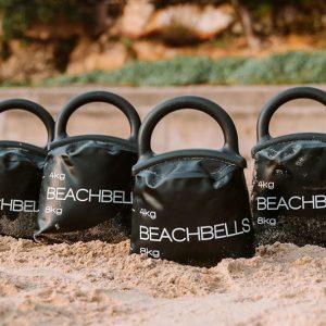 Portable Beach Kettlebells