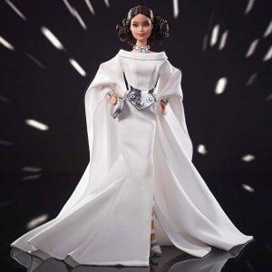 Princess Leia Barbie