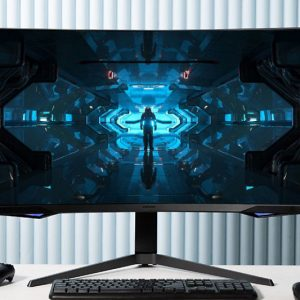 Samsung 32″ Odyssey G7 Gaming Monitor