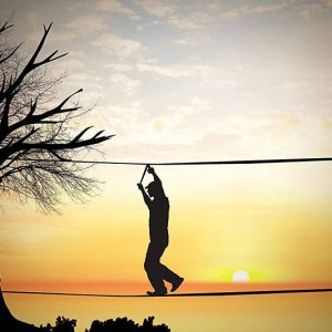 Slackline Kit With Training Line