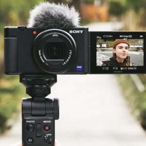 Sony ZV-1 Digital Vlogging Camera