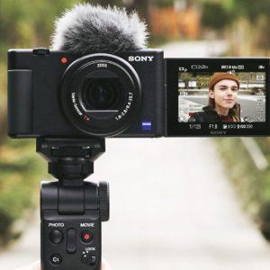 Sony ZV-1 Digital Vlogging Camera