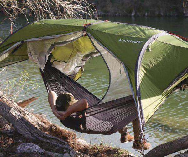 Sunda 2 Person Ground-To-Air Tent