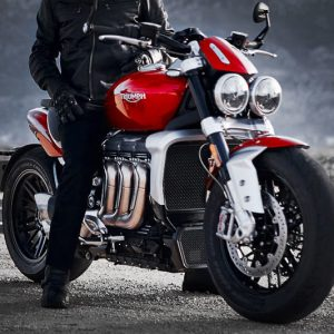 Triumph Rocket 3 2500cc Motorcycle