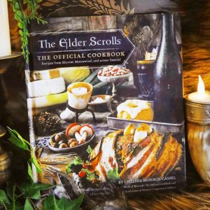 The Elder Scrolls Offical Cookbook
