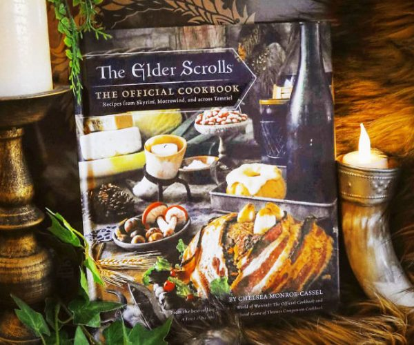 The Elder Scrolls Offical Cookbook