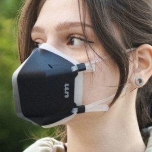 The UV-C Purification Face Mask