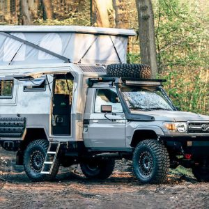 Toyota Land Cruiser Off-Road Conversions