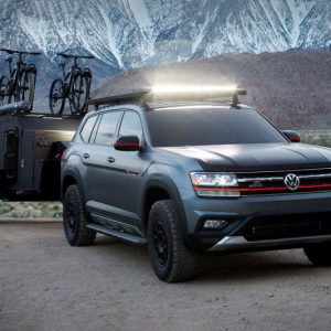 VW Atlas Basecamp Edition